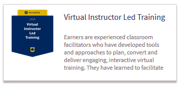 Humber Certificate in Virtual Instructor-Led Training